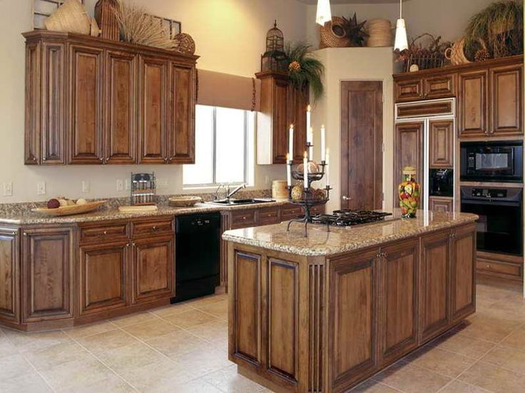 How To Stain Oak Kitchen Cabinets Plus Staining Cabinets Without