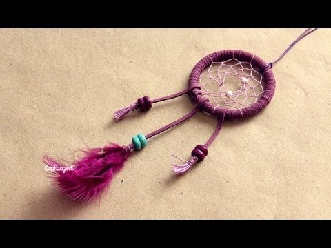TUTORIAL DIY COMO HACER UNA PULSERA ATRAPASUEÑOS REGALO FACIL Y RAPIDO. video diy - YouTube
