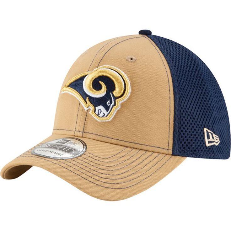 New Era Men's Los Angeles Team Front Neo 39Thirty Flex Hat