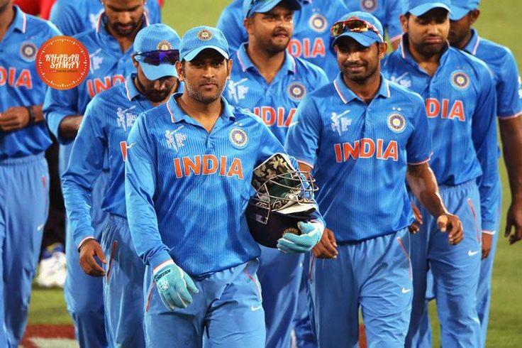 डिफेंडिंग चैम्पियन इंडिया ने चैम्पियंस ट्राफी के लिए कप्तान विराट कोहली की अगुवाई वाली टीम का ऐलान कर दिया है|टीम में फिर से जांचे परखे चेहरों को जगह दी गयी है |जिसमें रोहित शर्मा और �