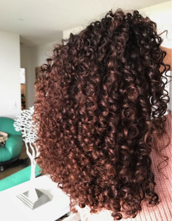Mandy Shares Her Type 3 Curly Hair Journey Curly Hair Styles Natural Hair Styles Curly Hair Styles Naturally