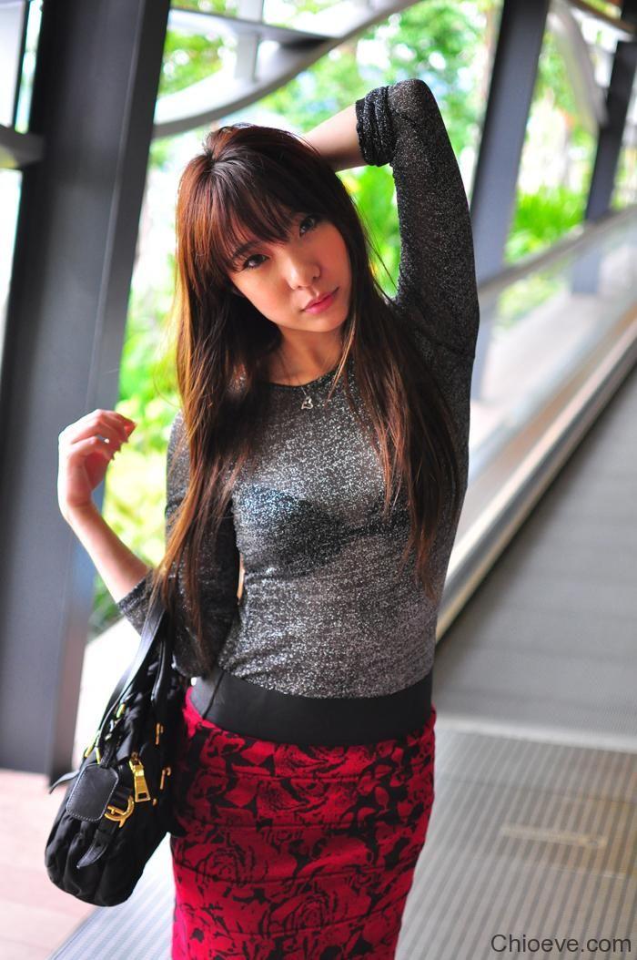 Stephanie Sexy SG Girl