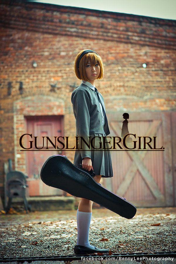 Gunslinger Girl Teaser by *Benny-Lee on deviantART #cosplay