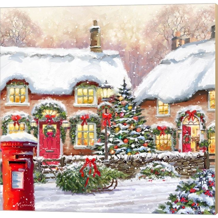 621 best paper-print:Christmas images on Pinterest | Christmas ...