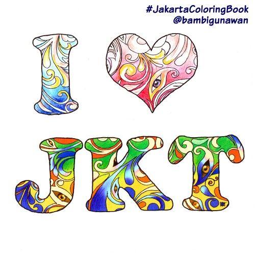 Kali ini mewarnai dg spidol dan pensil warna aquarell/water color, imajinasi dengan bebas. Sy bikin mata di beberapa tempat, he he he #JakartaColoringBook from @penerbitharu @ColoringBookID #betawi #jakarta #jakartaindonesia #indonesia #jkt #ilovejakarta #batik #indonesianbatik #adultcoloringbook #coloringbook #bukumewarnai #mewarnai #drawing #sketsa #sketch #doodles #doodle #doodling #hobby #arts #masbambi #masbe #mas_be #bambibambanggunawan #karyamasbambi #ahok #temanahok