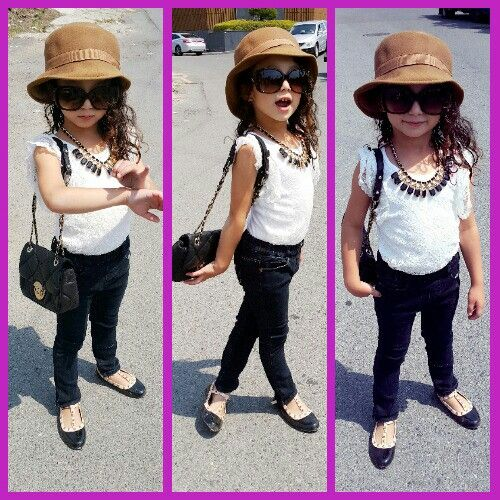Summer kids fashion