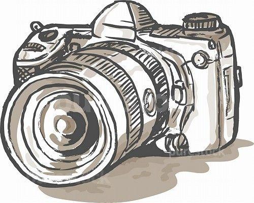 Best 20+ Camera Drawing ideas on Pinterest   Camera art, Camera ...