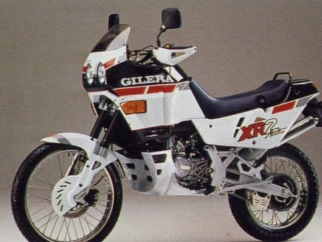 XR-2 125, 1990