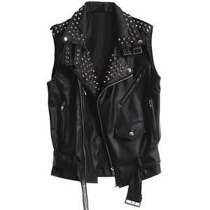 Vests Leather Vest - Rider - LoLoBu