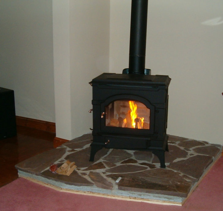 My Gas Fireplace Does Not Heat The Room: Dutchwest Stove By Vermont Castings