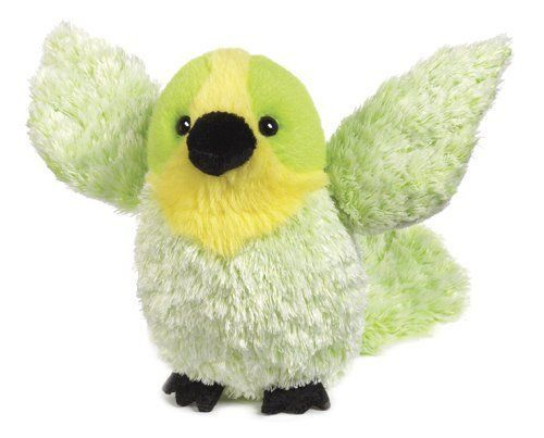 Ganz Webkinz HS515 Lil Kinz Budgie Bird Plush Stuffed Animal #Webkinz