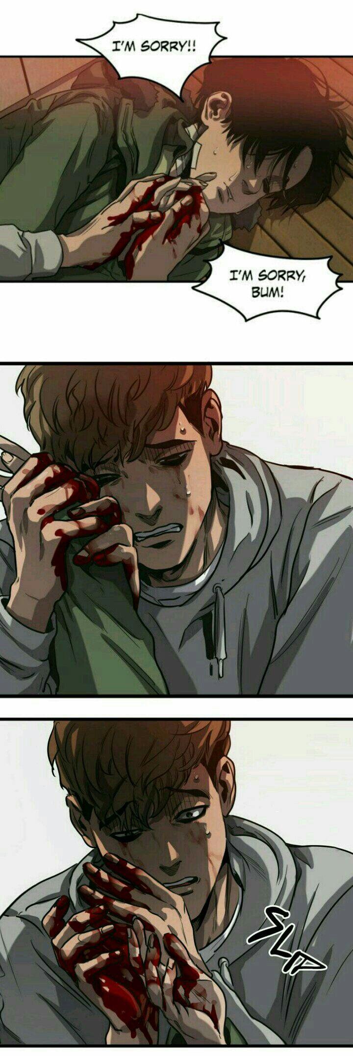 Killing Stalking / Sangwoo And Yoonbum / #ks