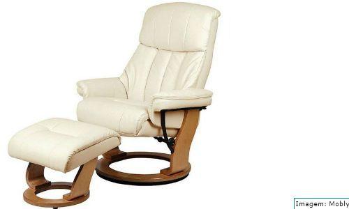 Cadeira reclinável - Dicas de presentes