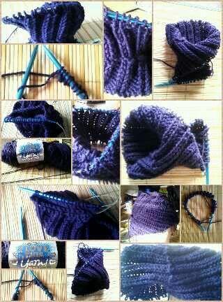 Moebius Knitting Patterns Image Collections Knitting Patterns Free