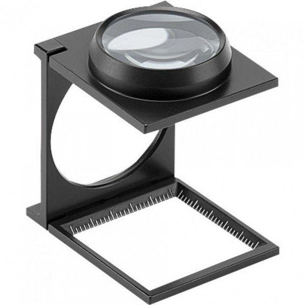 http://optiska.se/forstoringsglas-och-luppar-r53931/tradraknare-r53934/tradraknare-peak-lupe-2003-wa3-3x-82-2003-WA3-r54040  Trådräknare, Peak Lupe 2003-WA3, 3x  Peak Lupe 2003-WA3 Trådräknare. WZ3 och WA3 serien trådräknare är utrustade med aplanatisk linser för distorsionsfritt förstoring ända upp till kanten. Linsen garanterar en bild med hög kontrast med maximalt skärpedjup. Den svart emalj finish på metallramen förhindrar irriterande reflexer. Den stora synfält och hög linsintervall...