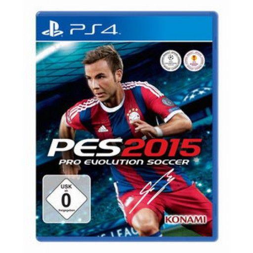 PES 2015 - Pro Evolution Soccer 2015  PS4 in Sportspiele FSK 0, Spiele und Games in Online Shop http://Spiel.Zone