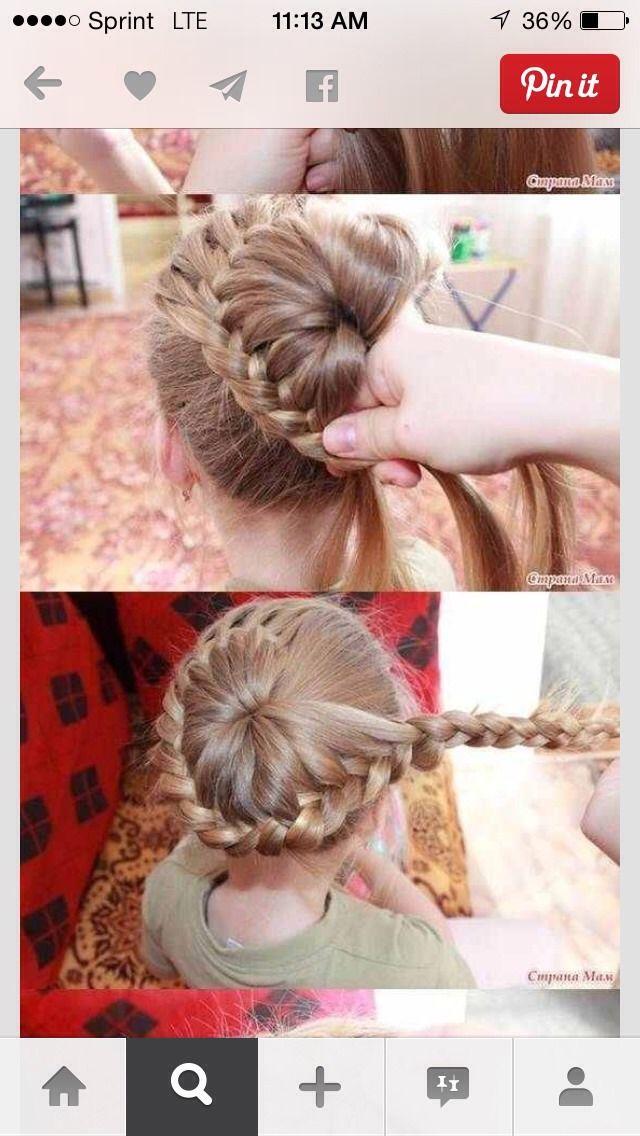 Cute Hair Braid Tutorial