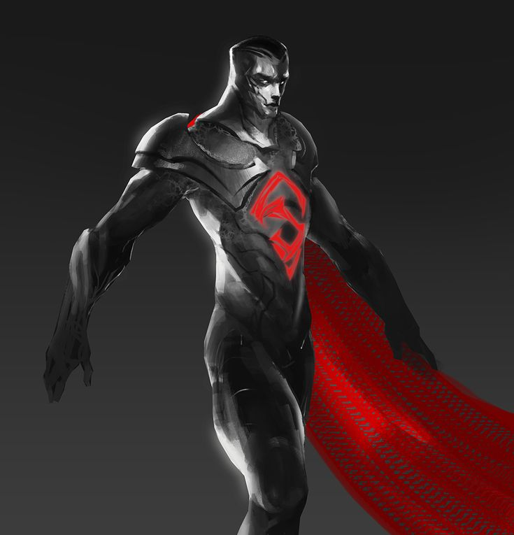 superman suit redesign - Google Search