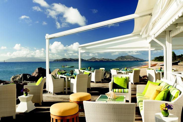 Four Seasons Resort Nevis, West Indies, Charlestown, Nevis #WestIndies #hotel #nevis