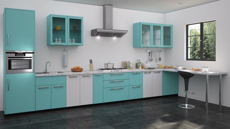 kitchen modular design blue amp white modular kitchen design kitchen 2317
