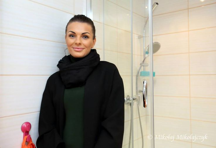 A to nasz anioł czystości. Łazienki to jej specjalność i właśnie w tym zakresie Karolina Solowow działa z naszym stowarzyszeniem :)