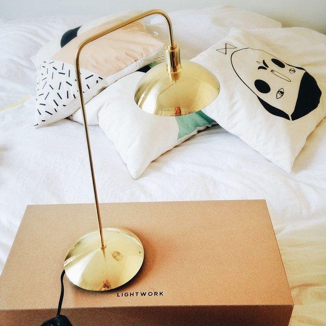 Sänglampa