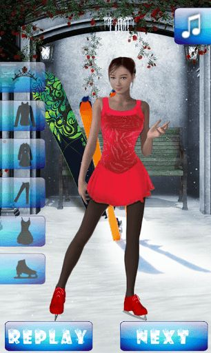 """Winter hasn't left us yet, so try this new 3D  fashion girl game, """" 3D Winter Olympic Dress Up"""" and you'll combine the pleasure of participating in the winter games  with choosing  wonderful winter outfits for your girl game.<p>You can choose the most inovating, new and perfect  things for your girl including winter clothes, olympic  costumes, skates, accessories and so on. If you're a fan of 3D dressup games and you love fashion, this one is perfect for you, and more than that it fits…"""
