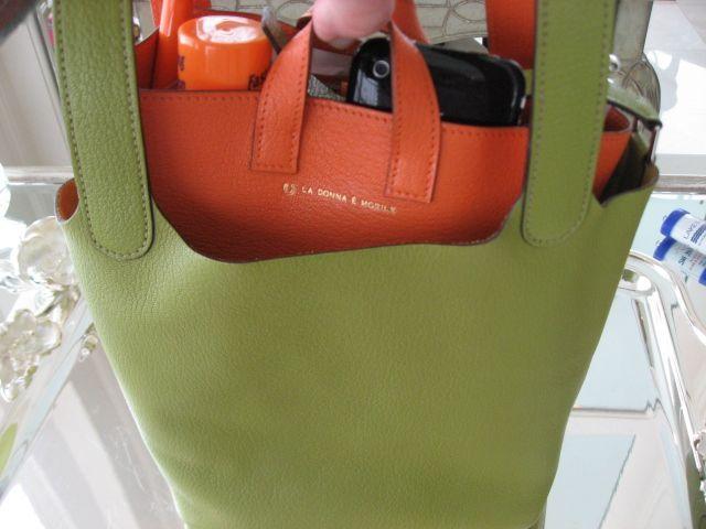 hermes purse organizer