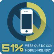Mobile-Friendly El mercado de los dispositivos móviles crece exponencialmente, por ello, queremos coger esta oportunidad de manera inteligente y optimizar el costo del desarrollo de los portales de internet utilizando un diseño receptivo.
