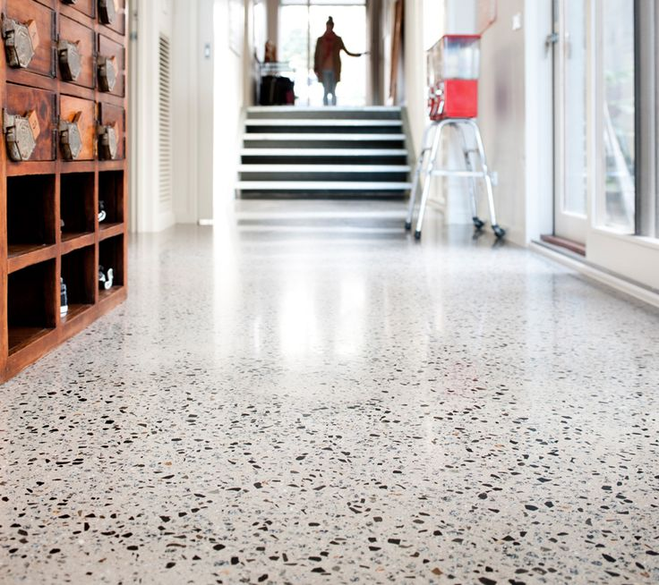 Polished concrete flooring in your home | Progrind