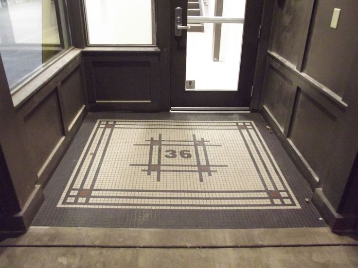 Foyer Tile Yellow : The best tile entryway ideas on pinterest