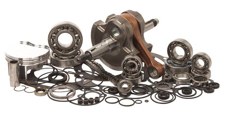 Wrench Rabbit WR101-064 Complete Engine Rebuild Kit for 2005 Suzuki RM250