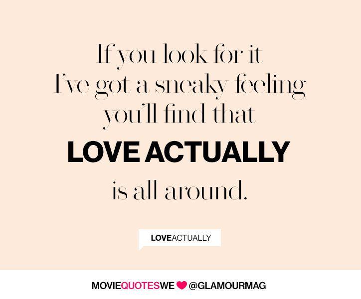 Love Actually <3