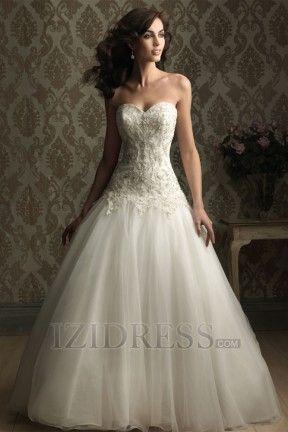 9 best vestidos de novia images on Pinterest   Bridal gowns, Wedding ...