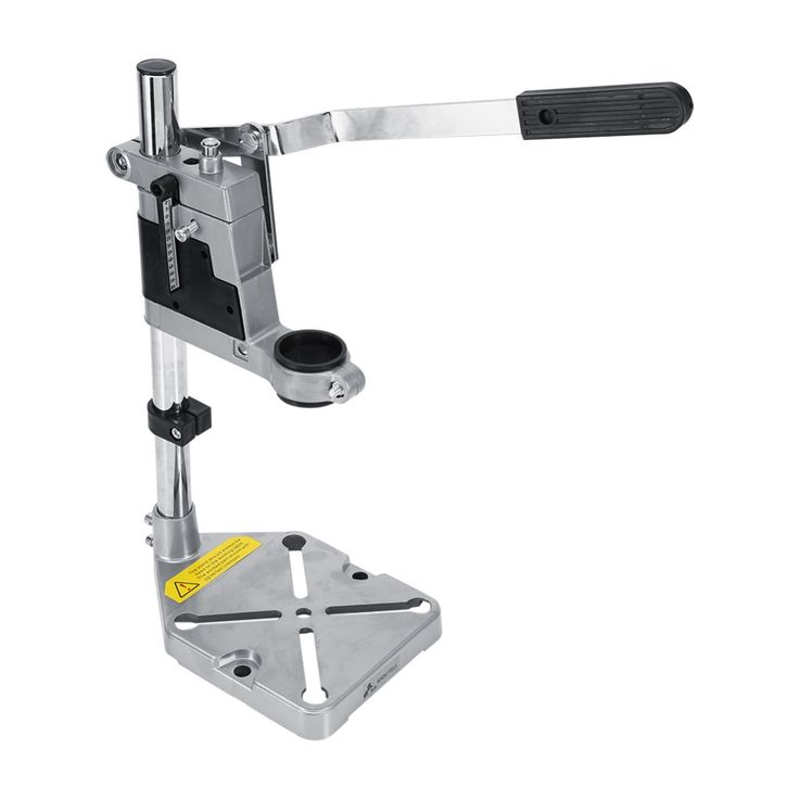 9.66$  Know more - Electric Drill Bench Press Stand Tool Rack Repair Workbench Pillar Pedestal Clamp for Drilling Collet Rotary Tool   #magazineonlinewebsite