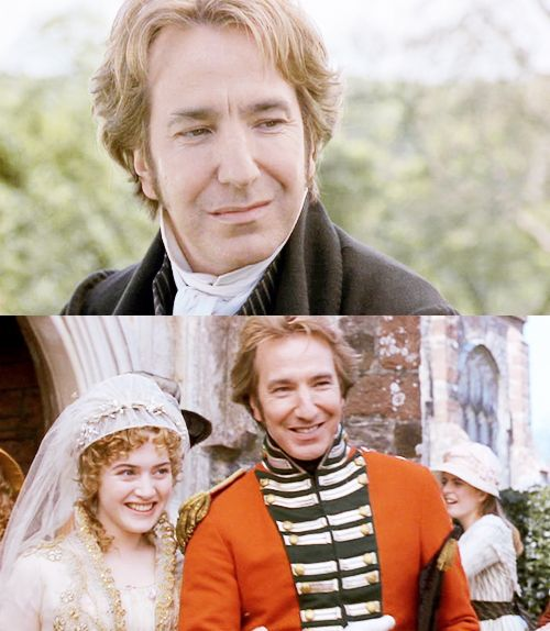 Colonel Brandon and Marianne Dashwood, Sense and Sensibility