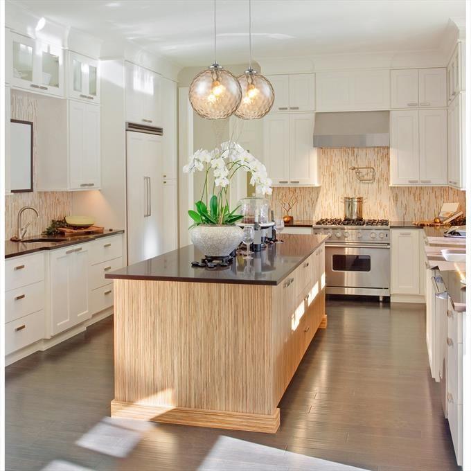 393 best DREAM KITCHENS images on Pinterest | Dream kitchens ...