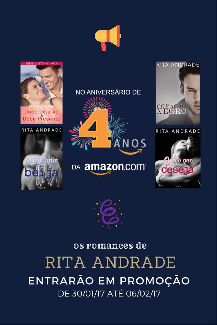 #amazon #kindle #ebooks #romance #design #promoção https://www.amazon.com.br/gp/search/ref=sr_il_ti_digital-text?rh=n:5308307011,p_27:Rita+Andrade&sort=price-asc-rank&ie=UTF8&qid=1485871827&lo=digital-text