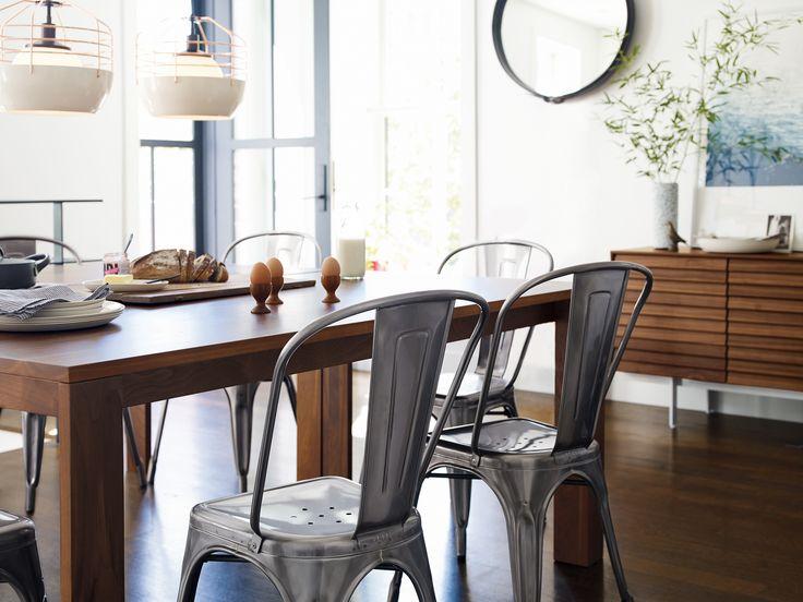 From Design Within Reach Tolix Marais A Chair