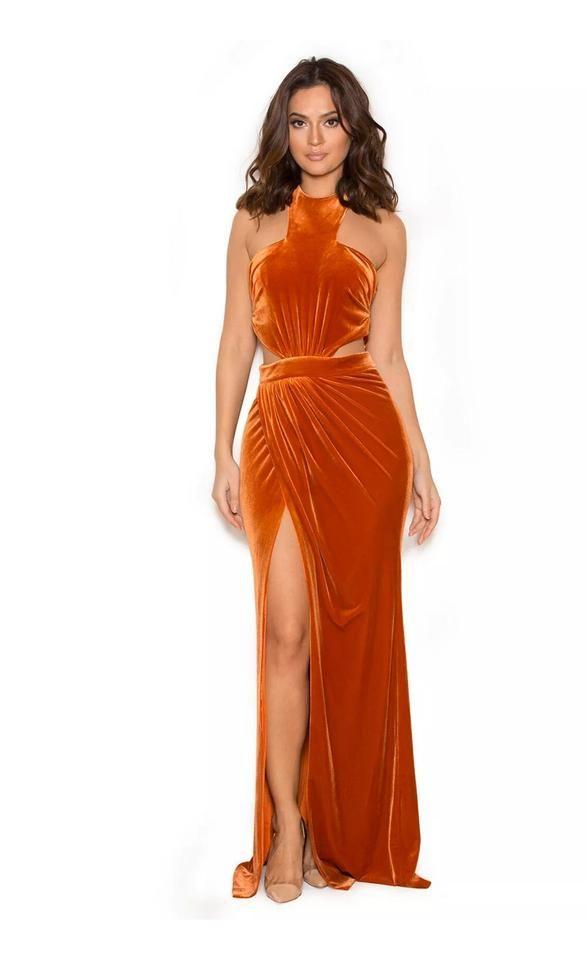 33++ Burnt orange dress information