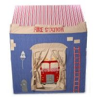 Unique Fire Station Play Tent for boys. .littledelivery.com  sc 1 st  Pinterest & 12 best Childrenu0027s Play Tents images on Pinterest | Play tents ...