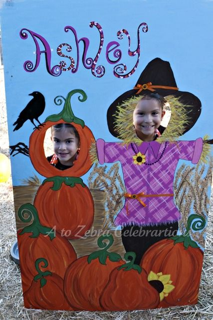 """Photo 23 of 48: Girly Pumpkin Patch / Birthday """"Pumpkin Patch Party"""" 