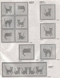 >very nice charted cats – scroll down the page when you get there for ideas on how to use them