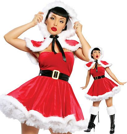 envo gratis muchachas de santa claus trajes beb de la navidad trajes para mujeres cosplay