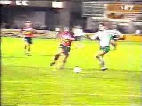FC St. Gallen - Grasshoppers Zürich (Saison 98/99)