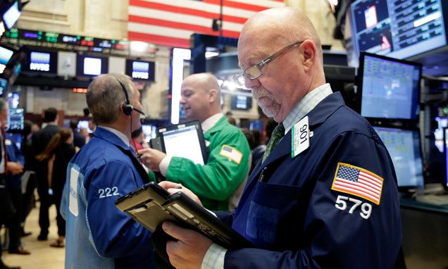 A late decline erases gains for US stock market indexes