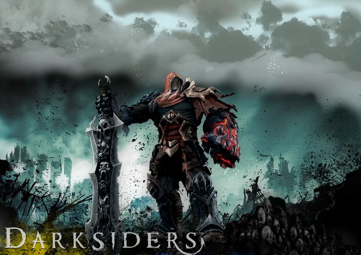 Darksiders.