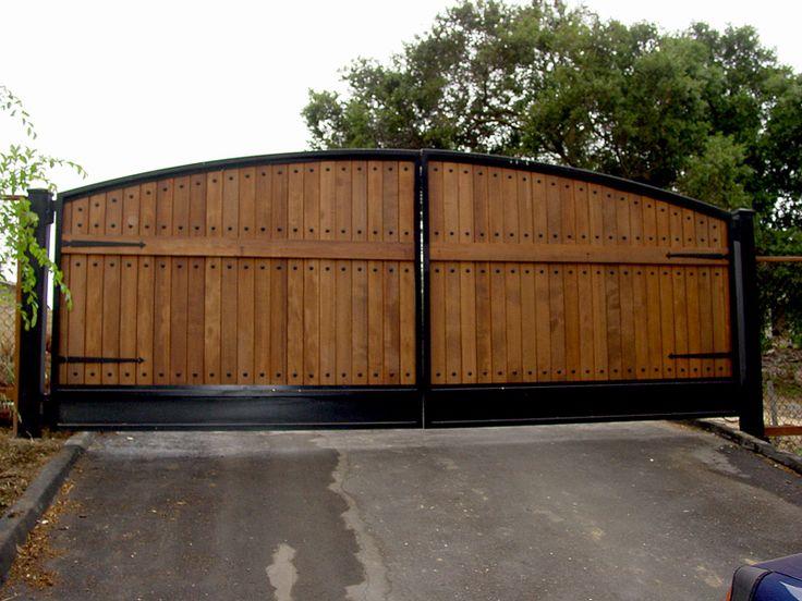 12 Best Gates Images On Pinterest Wood Gates Fence