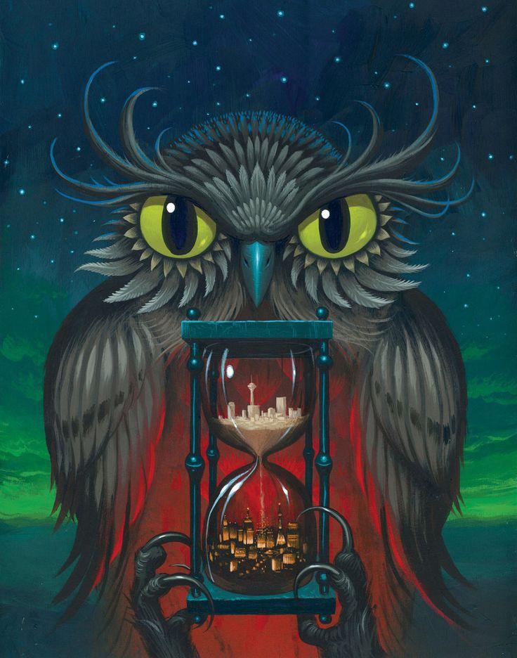 La ilustración de Jeff Soto | OLDSKULL