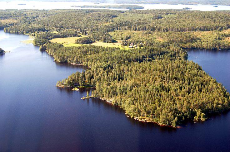Kainiemi - Nurmes Finland